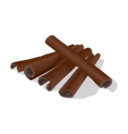 계피는 향기로운 조미료 및 향료 첨가제로 주로 사용되는 향신료입니다.