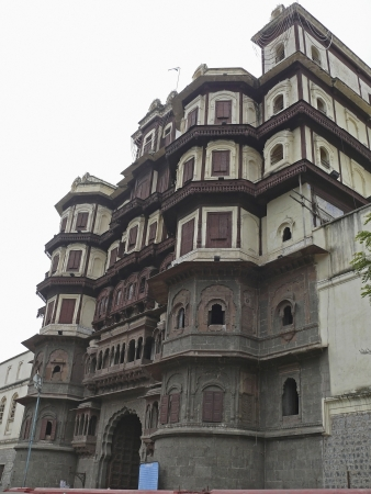 Indore Palace (King Holkar's Palace), Indore, Madhya Pradesh, India