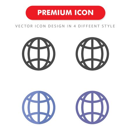 internet icon pack isolated on white background. for your web site design, logo, app, UI. Vector graphics illustration and editable stroke.