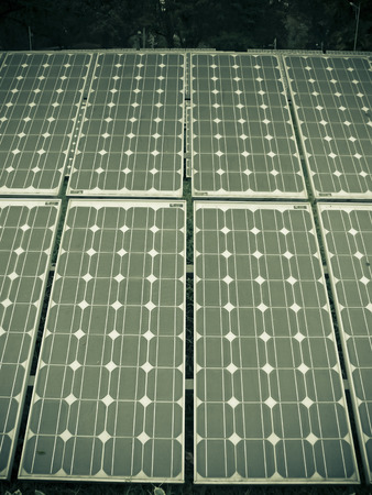 Solar panels, Alternative Energy photo