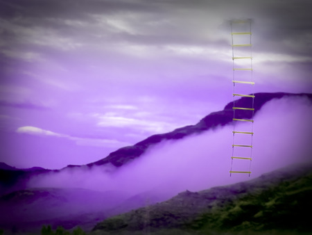 Success, Ladder, Concept photo