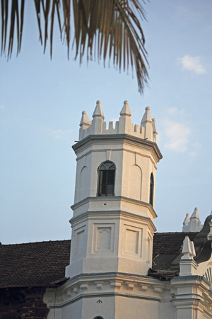 The Church Of Our Lady Of The Rosary, Margao, Goa, India Stock Photo - 27174034