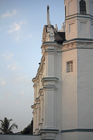The Church Of Our Lady Of The Rosary, Margao, Goa, India Stock Photo - 27182767