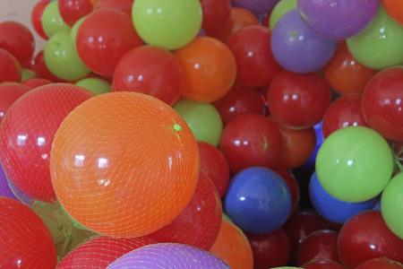 Colourful Balls photo