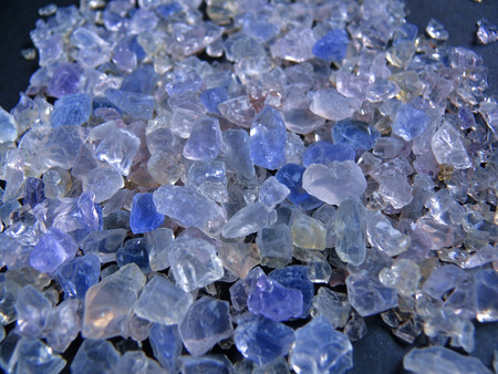 silica gel blue photo