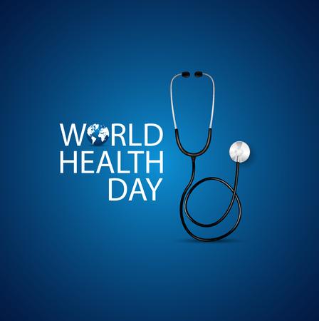 World Health Day Ilustração