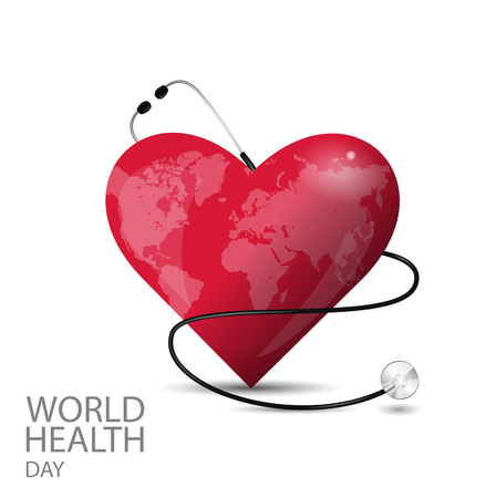 World Health Day Banque d'images - 120037111