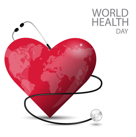 World Health Day Banque d'images - 120037114