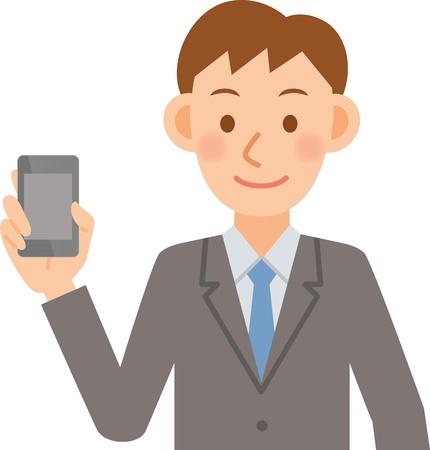 introducing: business man
