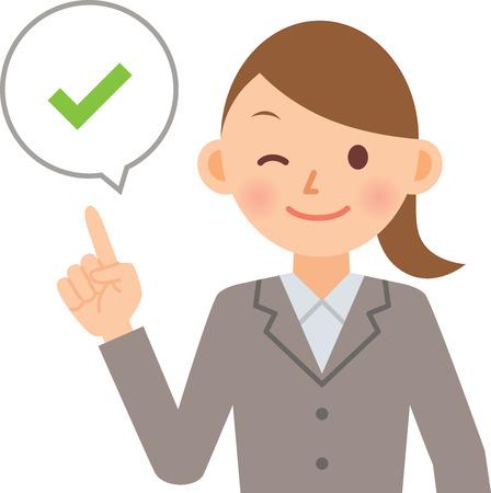 女性実業家: ビジネス女性