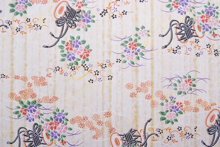 traditional Japanese paper