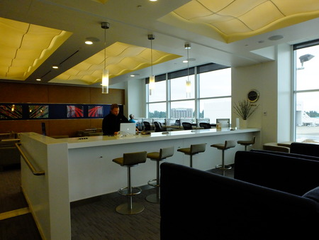 tacoma: Seattle Tacoma International Airport Delta Sky Club