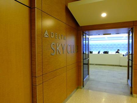 Seattle Tacoma International Airport Delta Sky Club