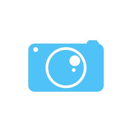camera vector design template illustration
