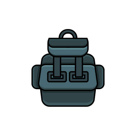 bag vector design template illustration