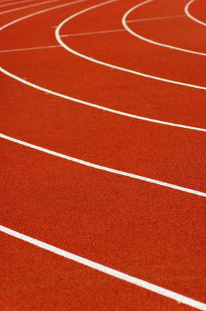 track and field equipment Stock Photo
