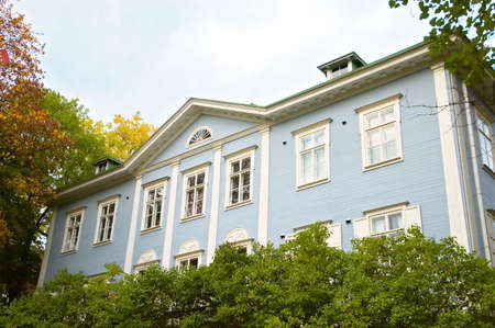 old wooden mansion Stock Photo - 2832144