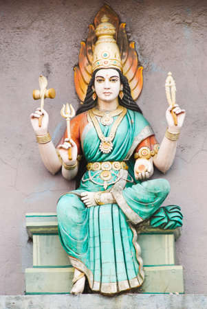mariamman: hindu deity