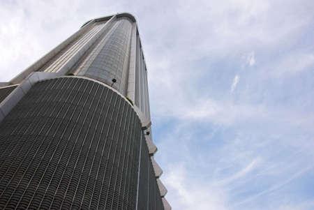 modern skyscrapers in kuala lumpur