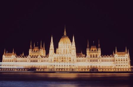 nights: Nights in Budapest