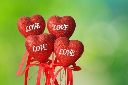 Many hearts Stock Photo - 16257004