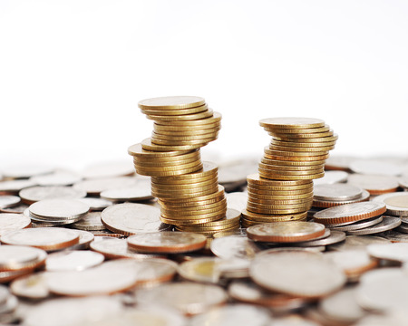 white interest rate: Unstable stack coins