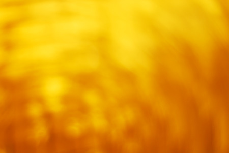 abstract background moving dark yellow bokeh