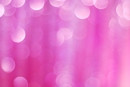 abstract pink bokeh circles background