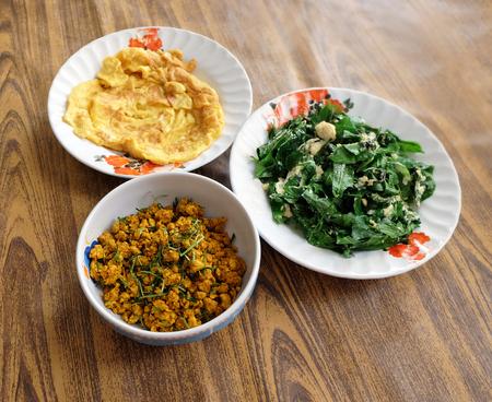Kua Kling. thai southern style food. homemade - photo