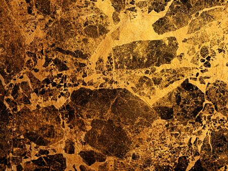 Abstract golden background- ART. Natural Luxury. marbling artwork texture.-image