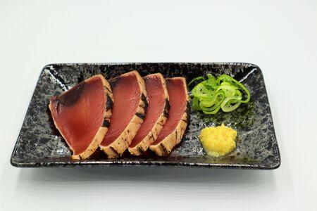 Bonito sashimi 版權商用圖片