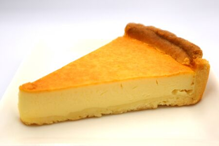 Baked cheese cake thingy POV