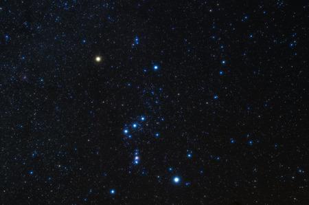 オリオンの星