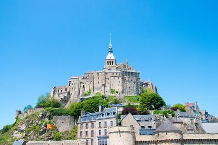 mont saint michel: Mont Saint Michel,tourism of France