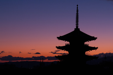 ze: Yasaka tower,kyoto(prefectures),japanese traditional temples and shrines Editorial