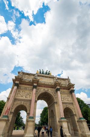 parisian scene: Paris,tourism of France