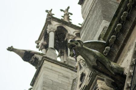 gargouille: gargouille, Paris, le tourisme de la France
