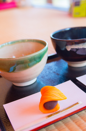 confectionery: Japanese confectionery