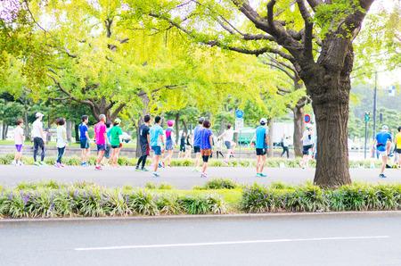 imperial: Imperial Palace marathon