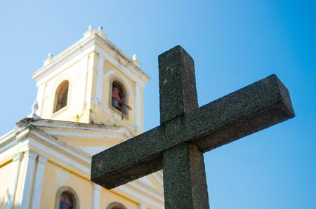 マカオの教会
