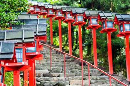 kyoto: Kibune shrine,kyoto,japan