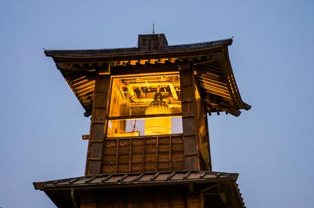 日本埼玉県川越エリア日本の一般的な祭り 写真素材