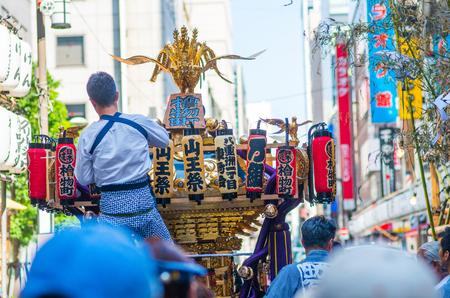 portable shrine,tokyo,japan