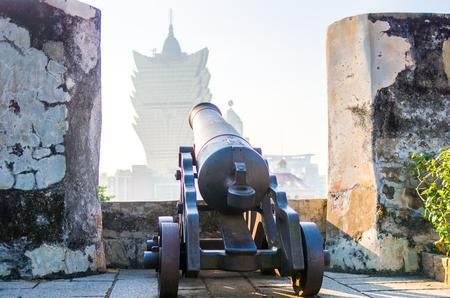macau: Monte fort,macau,china