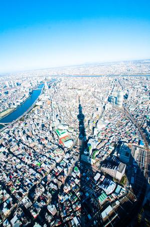 東京スカイツリー ビュー、日本