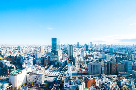 tokyo shibuya skyview,japan