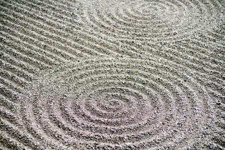 Zen garden at Tofukuji-temple,kyoto,tourism of japan
