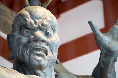 nara: Kikoji temple,nara,japan