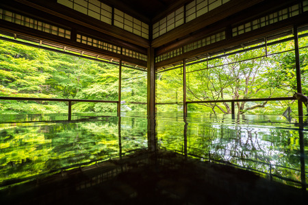 Rurikou-in Temple,kyoto,tourism of japan