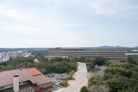 日本三重県伊勢志摩エリア 42 の G7 サミットの場所 写真素材